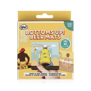 Podmetači za Čaše – Bottoms Up